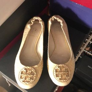Tory Burch Flats—-SOLD